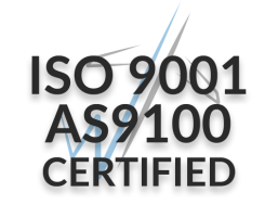 iso 9001 as9100 certified